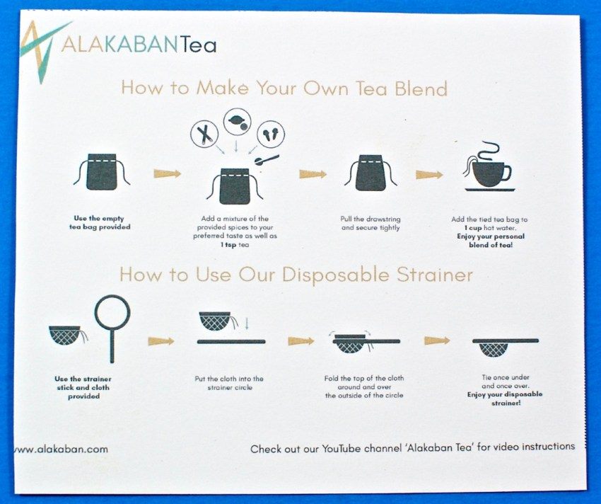 tea brewing guide
