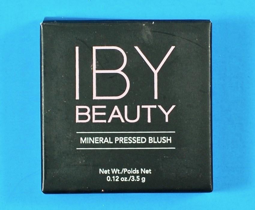 IBY Beauty blush