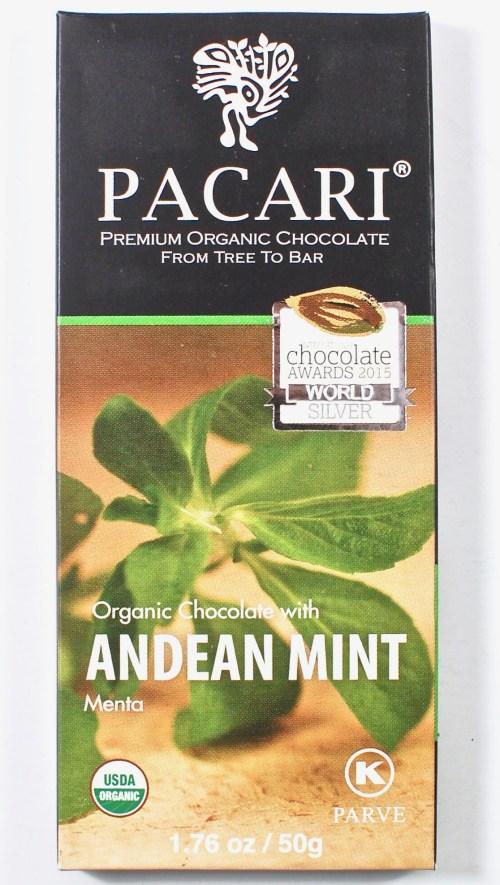 PIcari Andean Mint bar