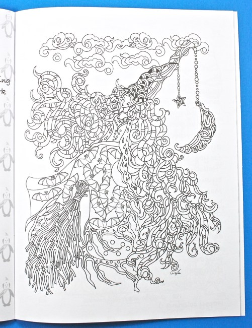 subscription coloring book
