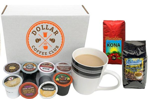 Dollar Coffee Club