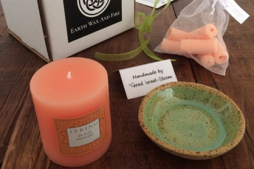 Earth Wax and Fire Candle Subscription