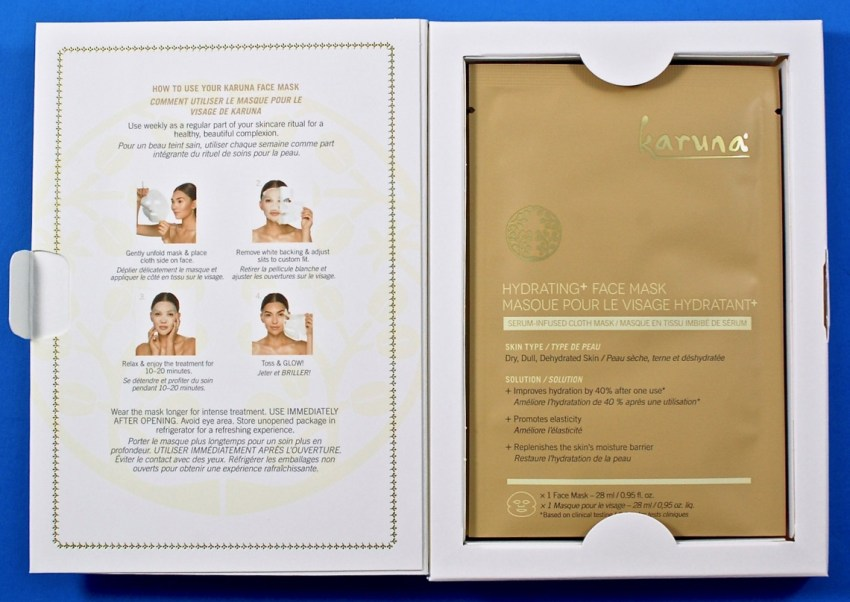 Karuna face masks