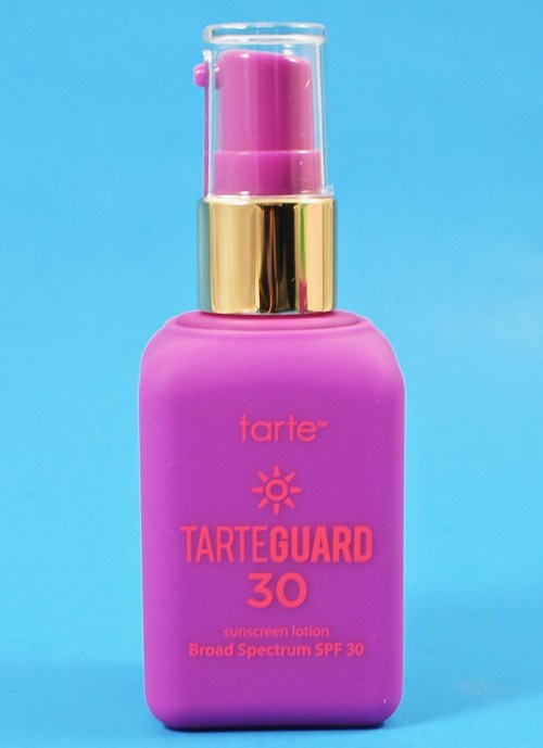 Tarte sunscreen