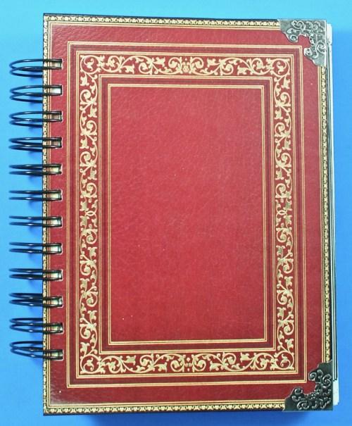 Holly Journals book log