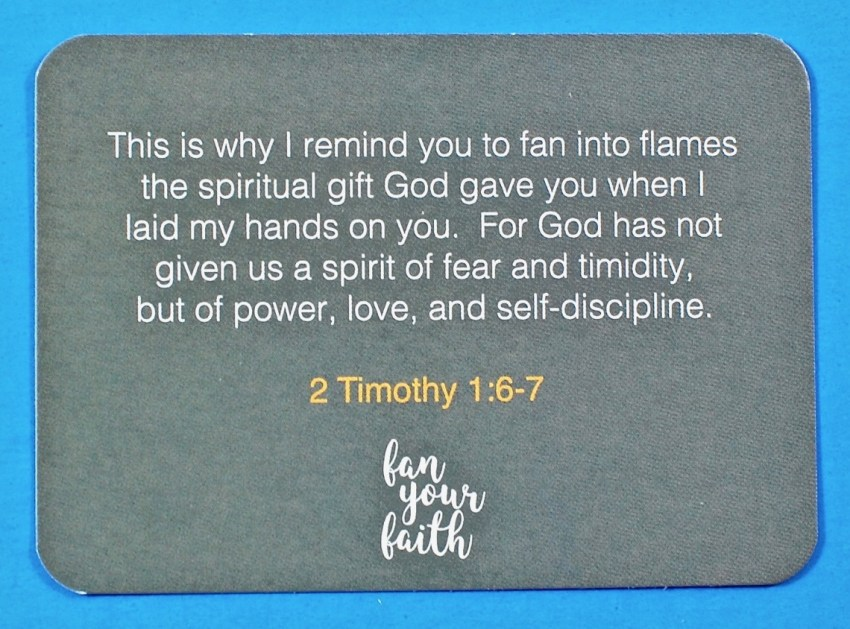 scripture card