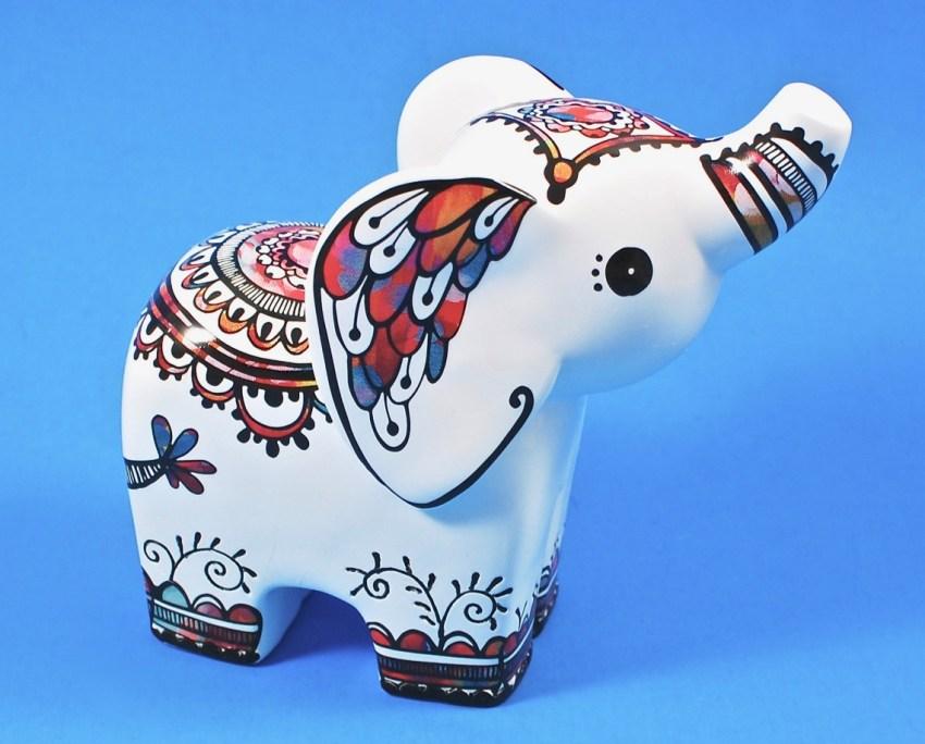 Stephanie Corfee elephant