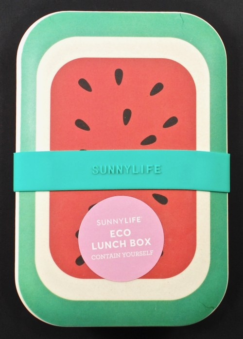 Sunnylife watermelon lunch box