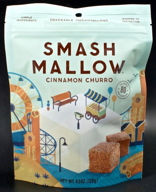 Smash Mallow cinnamon churro
