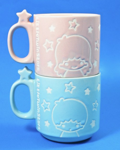Little Twin Stars mugs