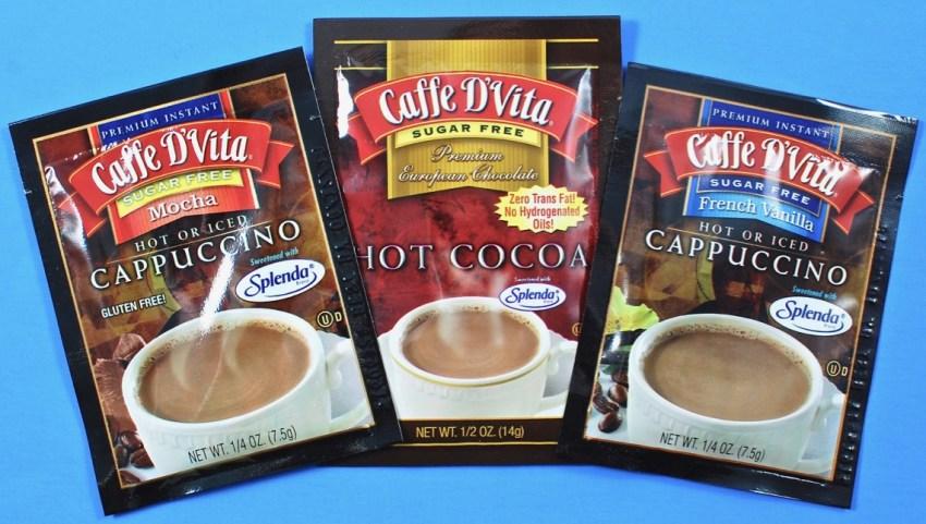 Caffe D'Vita cocoa