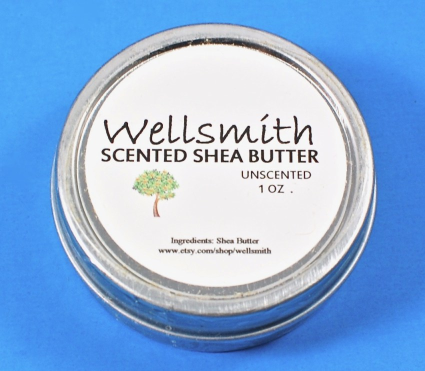 Wellsmith shea butter