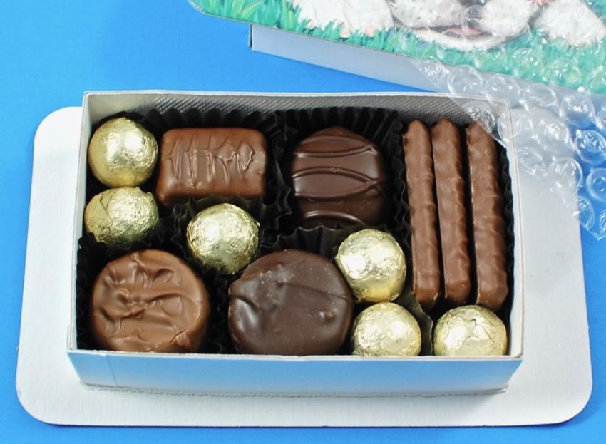 See's Chocolates box