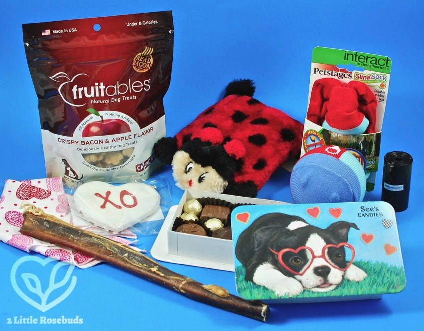 Wigglebutt Box February 2017 Dog Subscription Box Review & Coupon Code