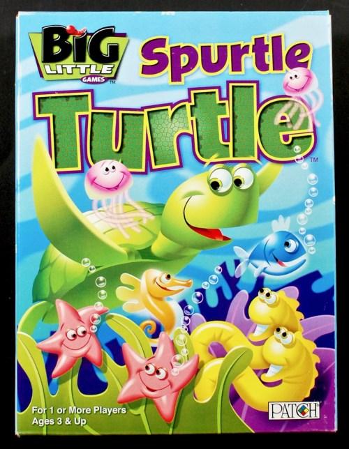 Spurtle Turtle