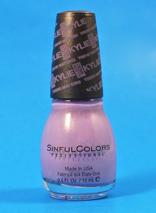 Sinful Colors polish