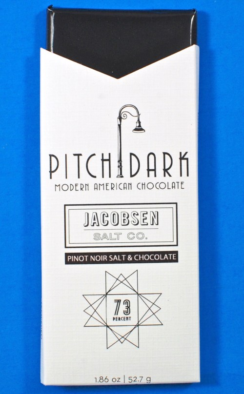 Pitch Dark chocolate