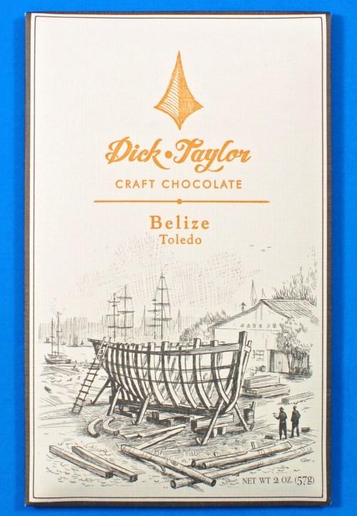 Dick Taylor chocolate