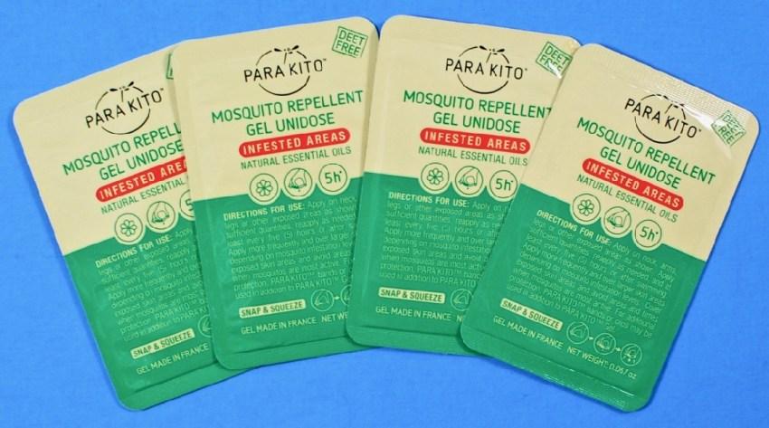 Unidose Gels by Para'Kito