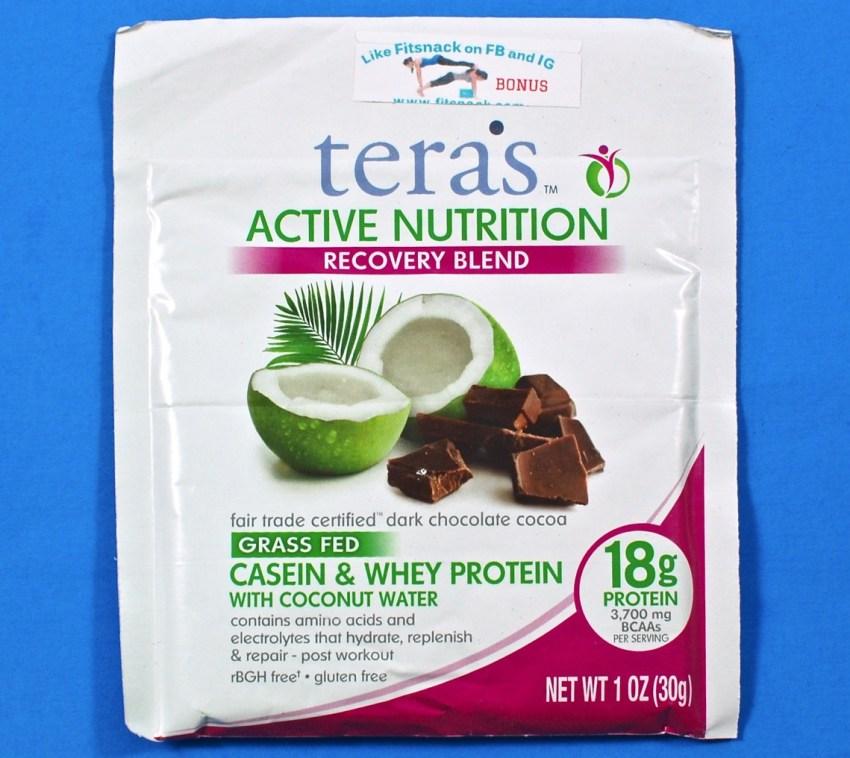Tera's protein powder