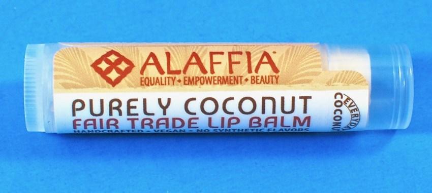 Alaffia lip balm