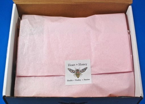 Heart + Honey box review