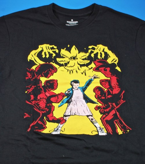 Loot Crate Stranger Things shirt