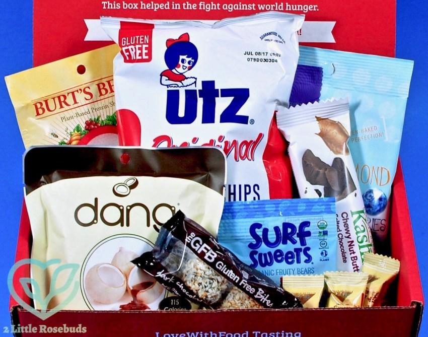 Love With Food April 2017 Subscription Box Review & Coupon Codes