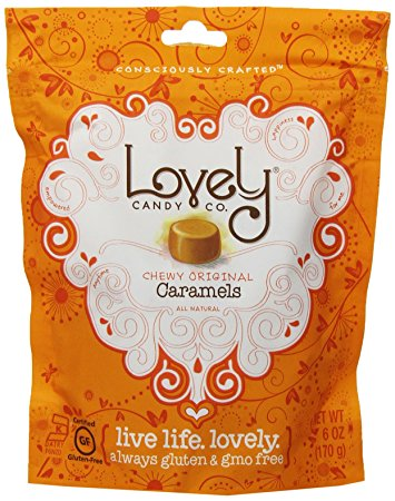 Lovely Candy Caramels