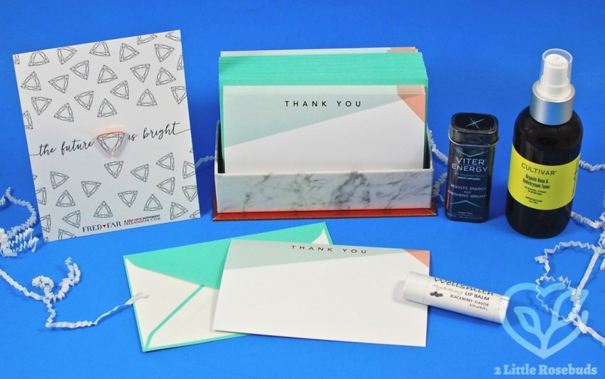 April 2017 Mommy Mailbox review