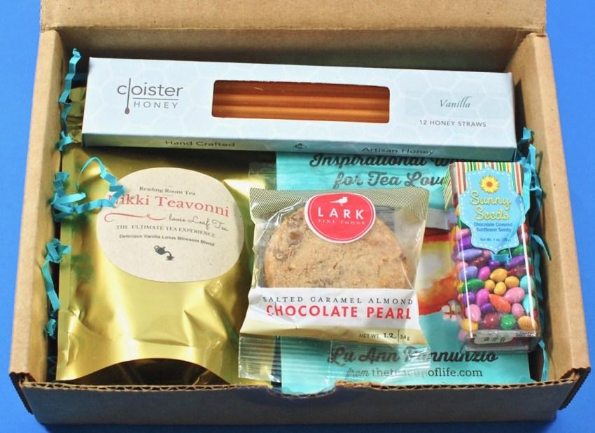 Tea Box Express coupon