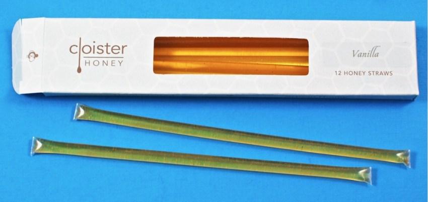 cloister honey straws