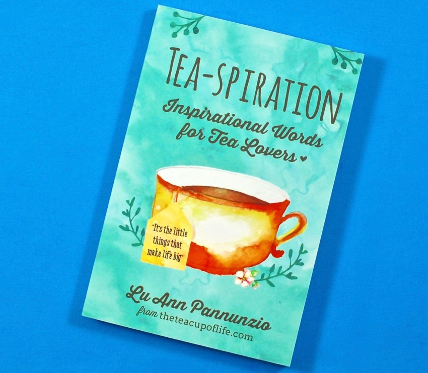 Tea-Spiration book