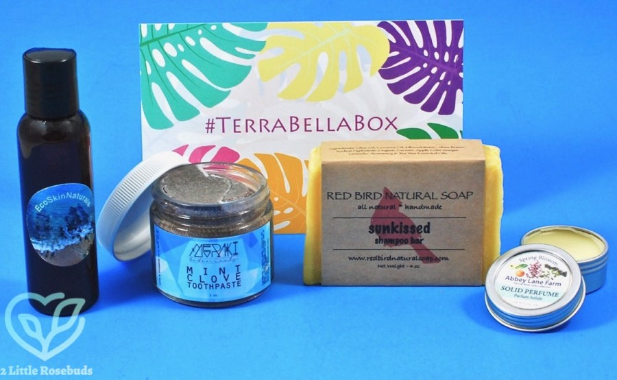 April 2017 Terra Bella Box review