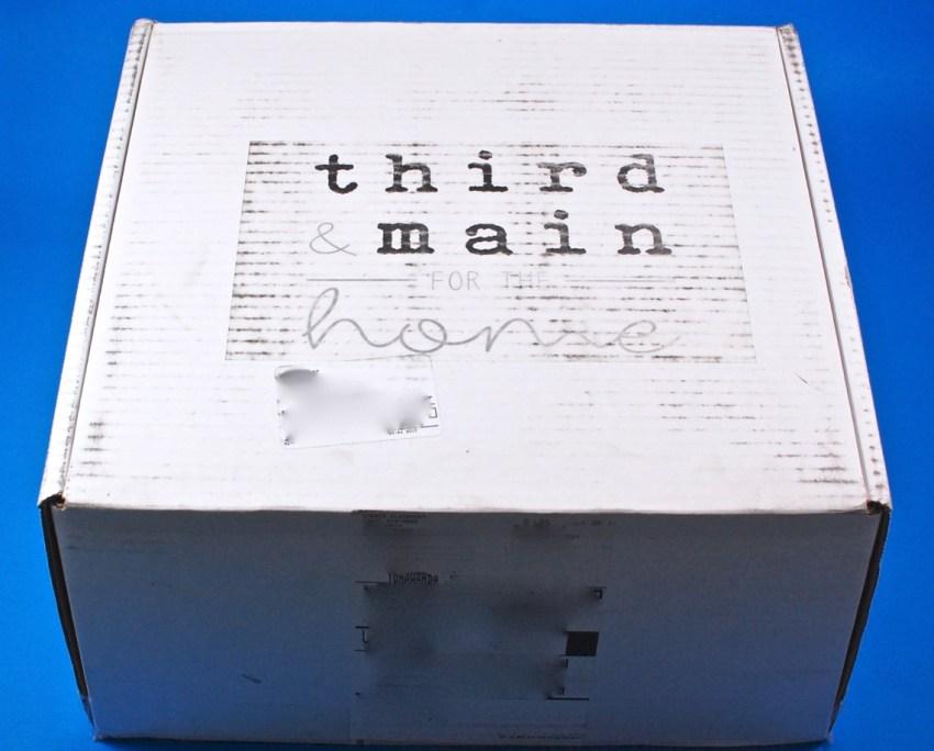 Third & Main box