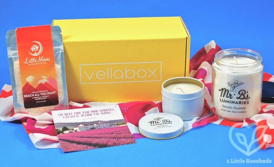 April 2017 Vellabox review
