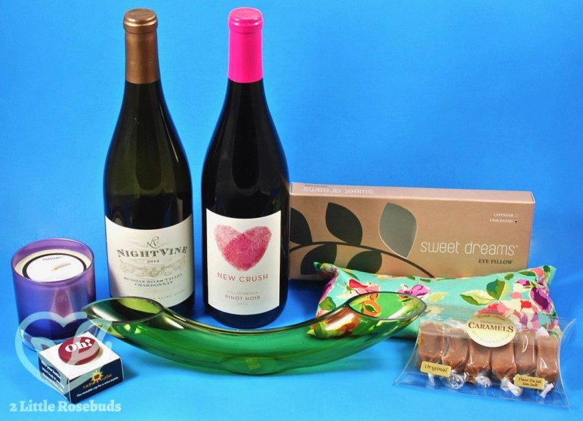 Vine Oh! Spring 2017 Subscription Box Review & Coupon Code