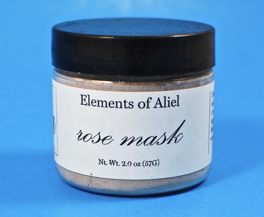 Elements of Aliel rose mask