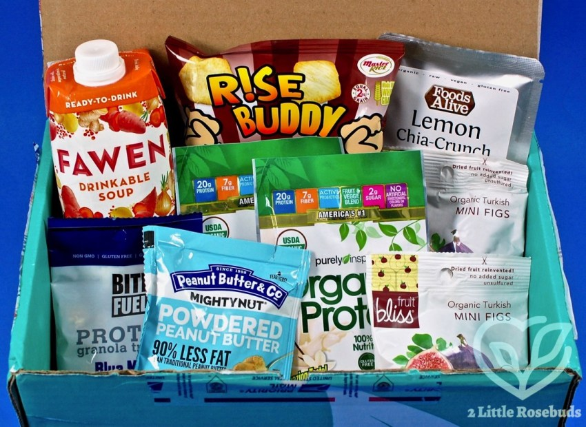 Fit Snack May 2017 Subscription Box Review & Coupon Code