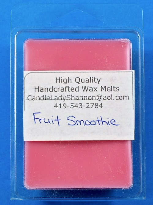Fruit Smoothie wax melts