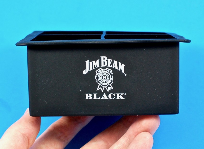 Jim Beam ice tray