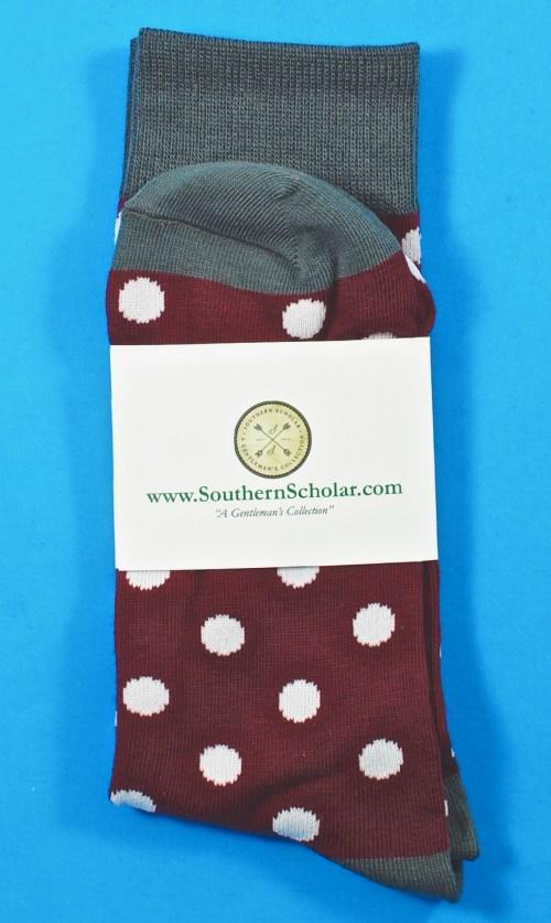 Southern Scholar socks