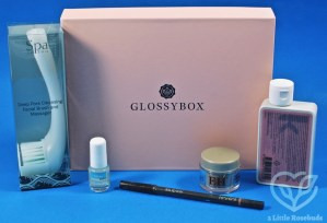 May 2017 Glossybox review