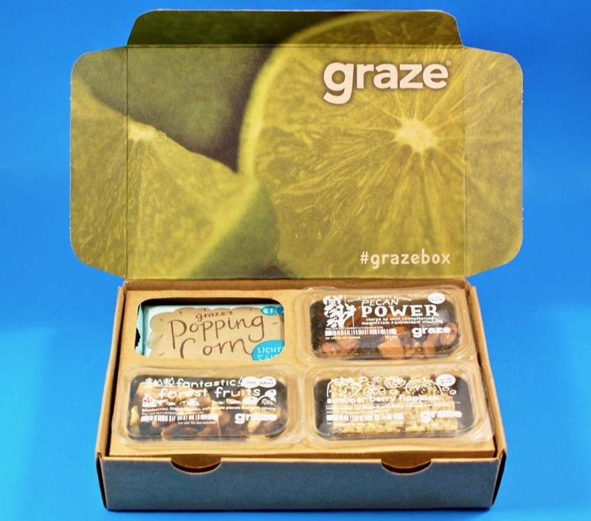 Graze box review