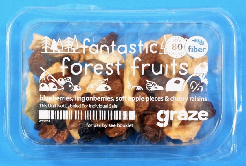forest fruits graze