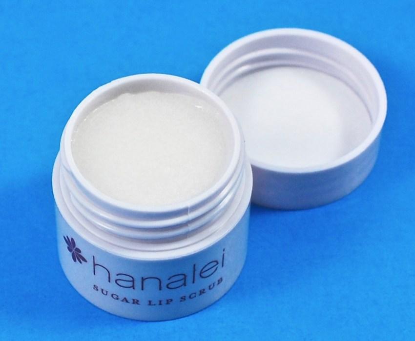 Hanalei lip scrub