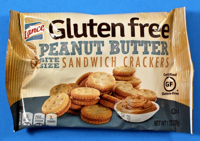 Lance Gluten Free cookies