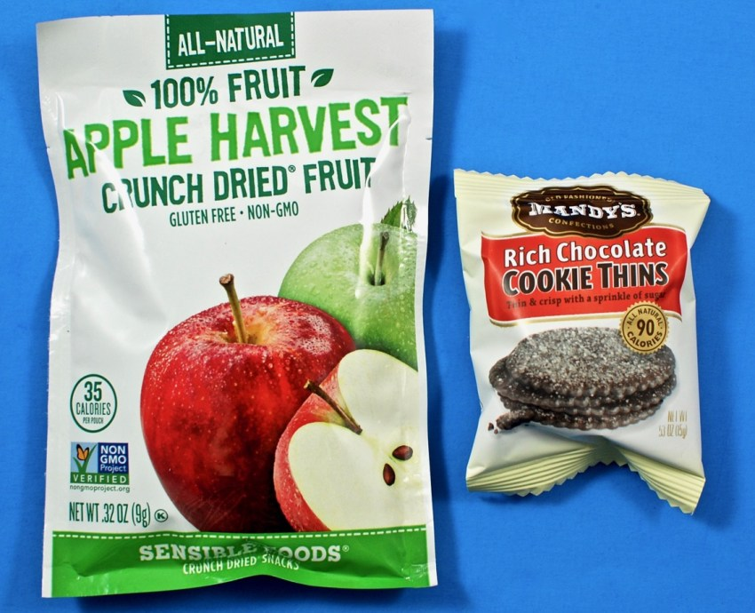 apple harvest crunch dried fruit