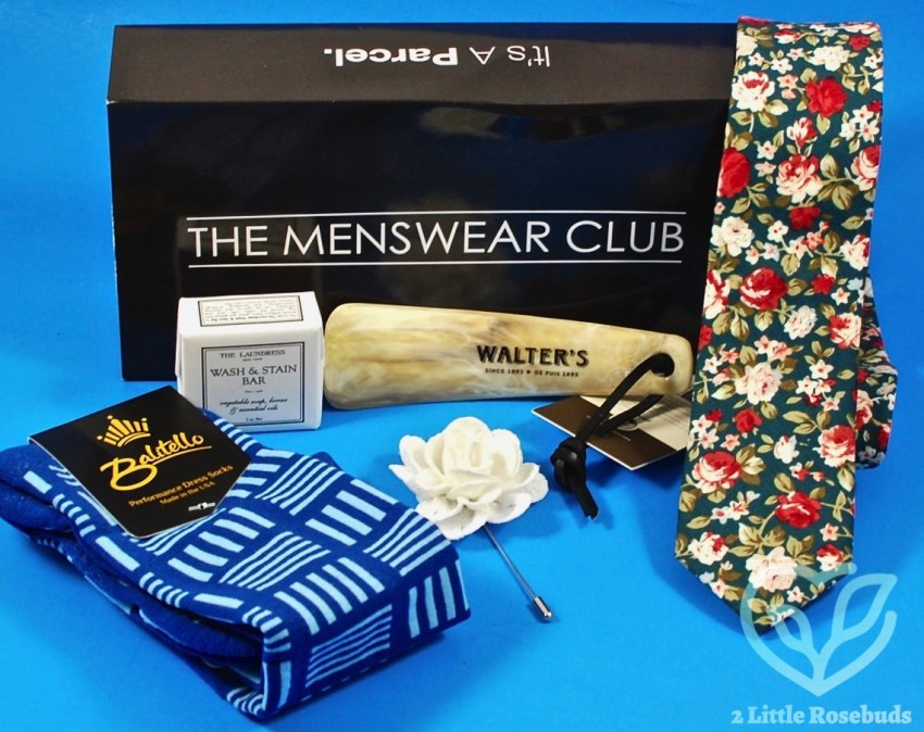 April 2017 The Menswear Club review