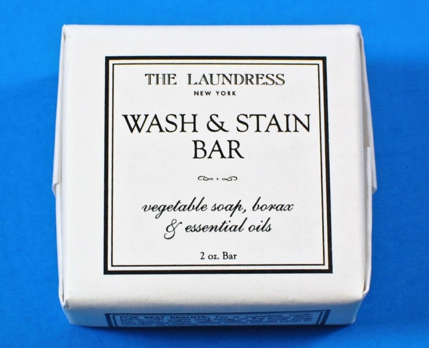 The Laundress stain bar